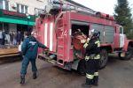 Подробнее: Пожарные тренировочные учения март 2020!